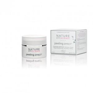Naure Effiscience-peeling-effect