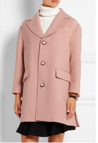 manteau pastel