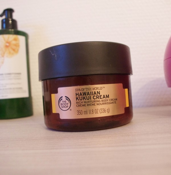 Hawaiian Kkui Cream The Body Shop