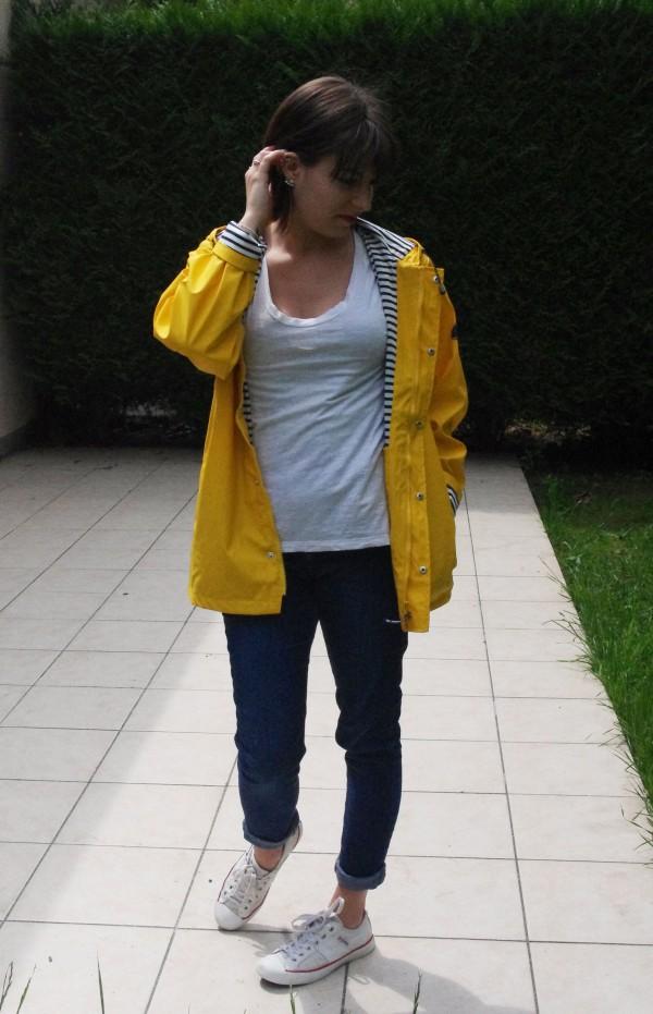 ciré jaune 1