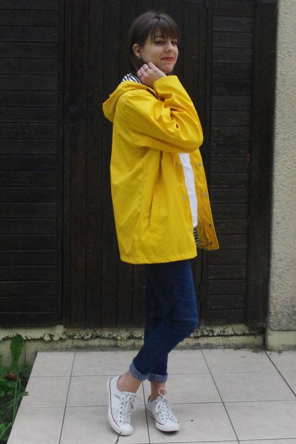 ciré jaune 11