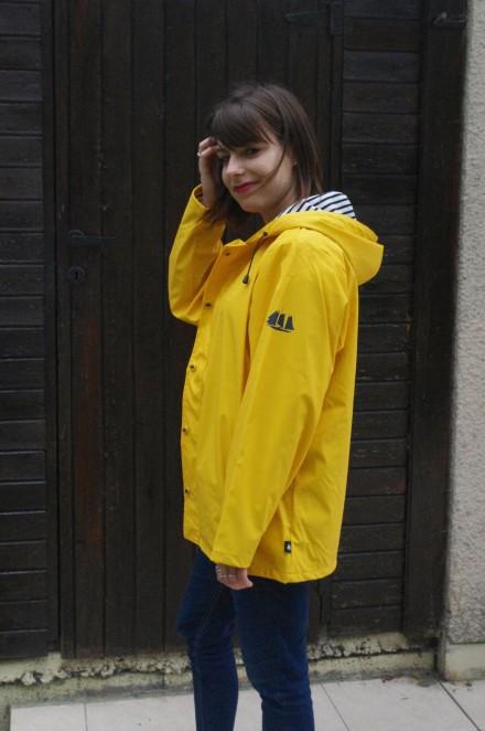 ciré jaune 14