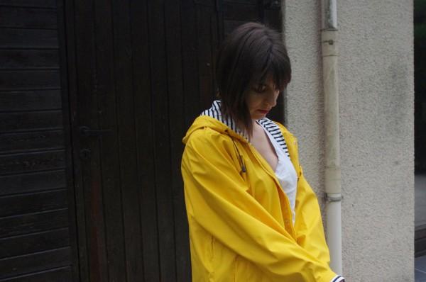 ciré jaune 17