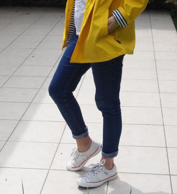 ciré jaune 21