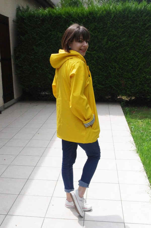 ciré jaune 24