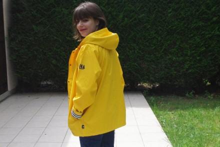 ciré jaune 25