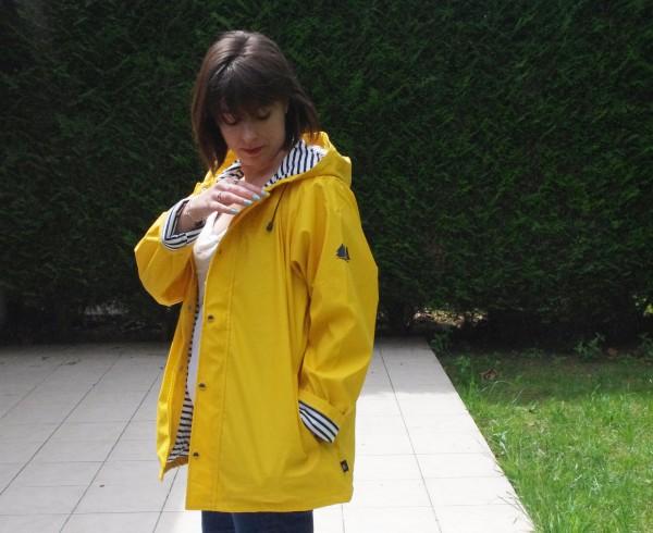 ciré jaune 26