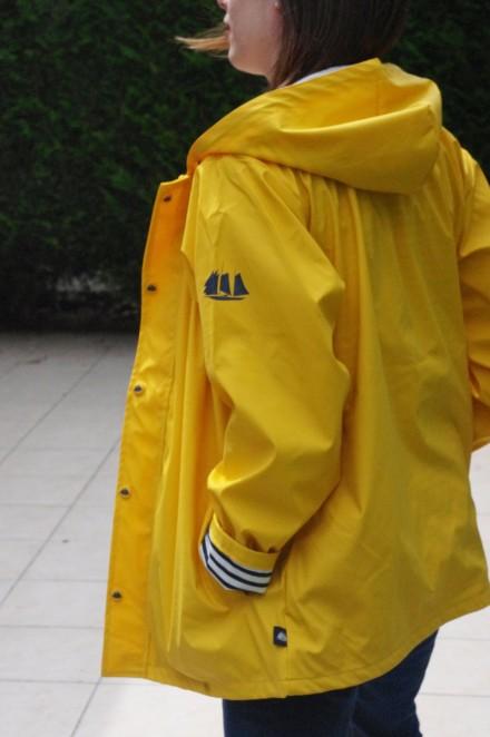 ciré jaune 27