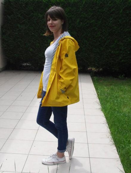 ciré jaune 3