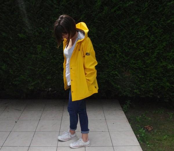 ciré jaune 8