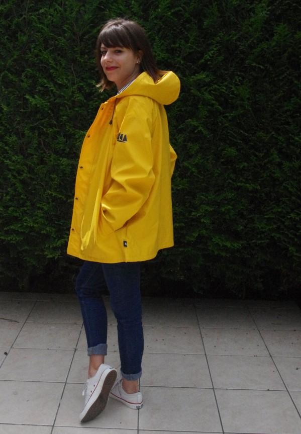ciré jaune 9